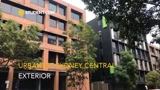 Urbanest Sydney Central