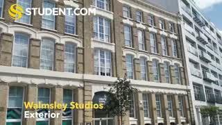Walmsley Studios (Liberty House - St John St)