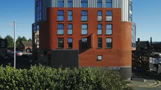 Lomax Student Halls